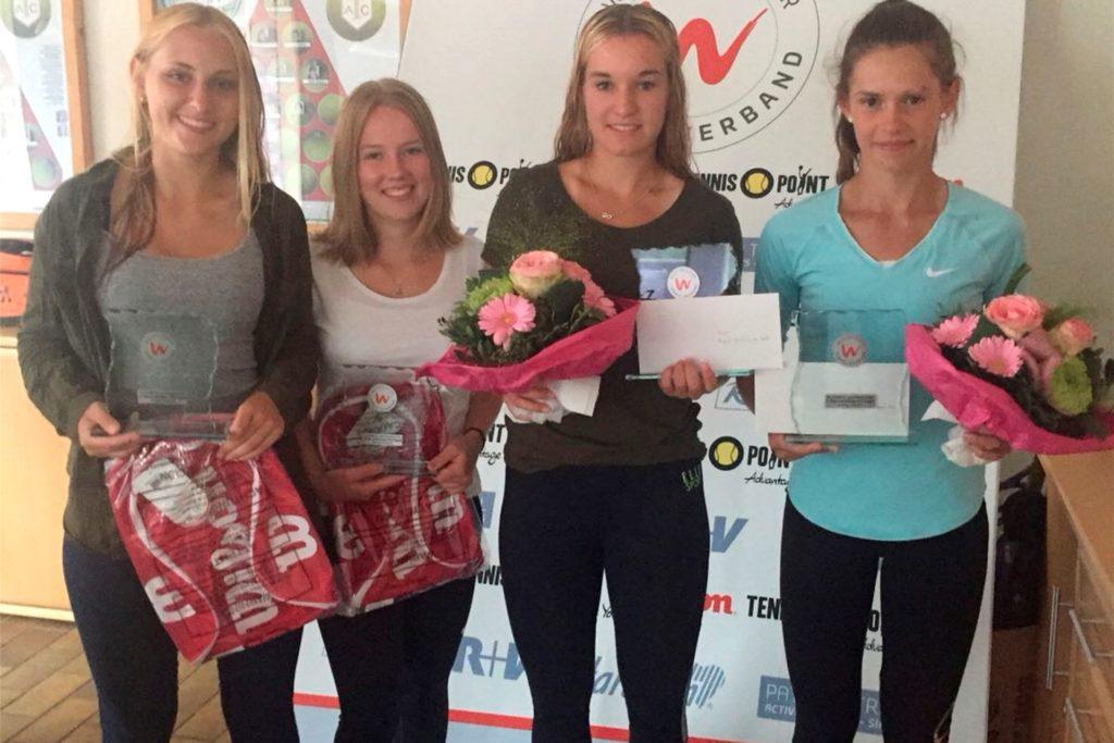 TC Deuten, Westfälischer U18-Mannschaftsmeister 2018