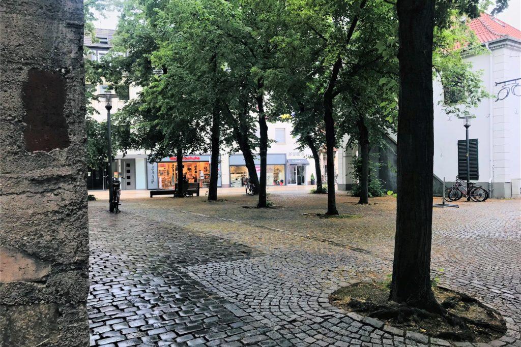 Kirchplatz St. Agatha