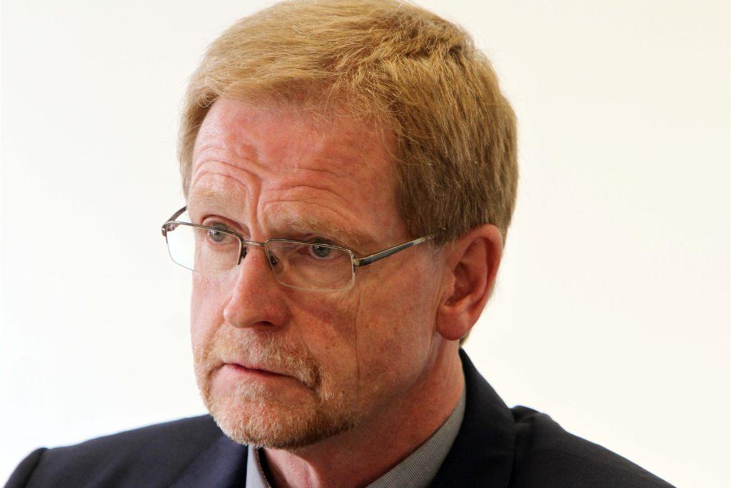 Der Dortmunder Planungsdezernent Luder Wilde: Um seinen Posten gibt es Streit zwischen den Parteien.