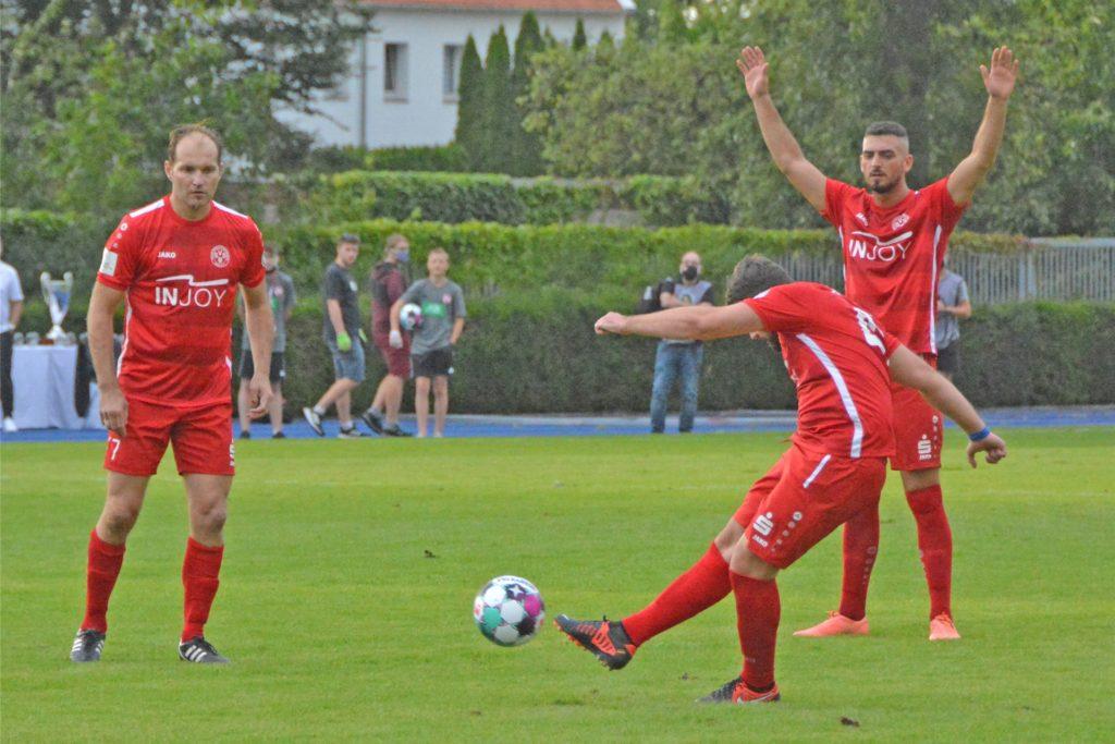 Finale Westfalenpokal 2020, Fatmir Ferati