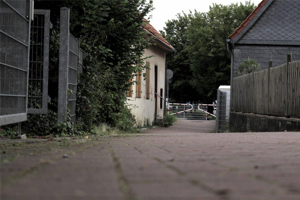 Die Straße Krampeneck in Nordkirchen wird bald gesperrt.
