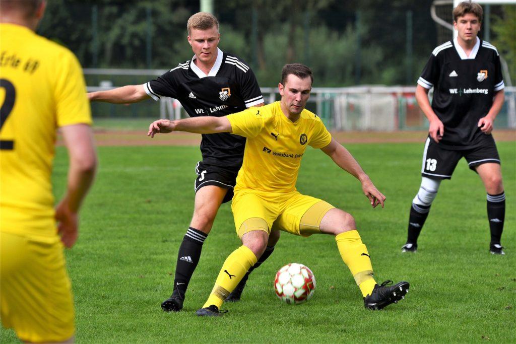 SV Lembeck - Eintracht Erle