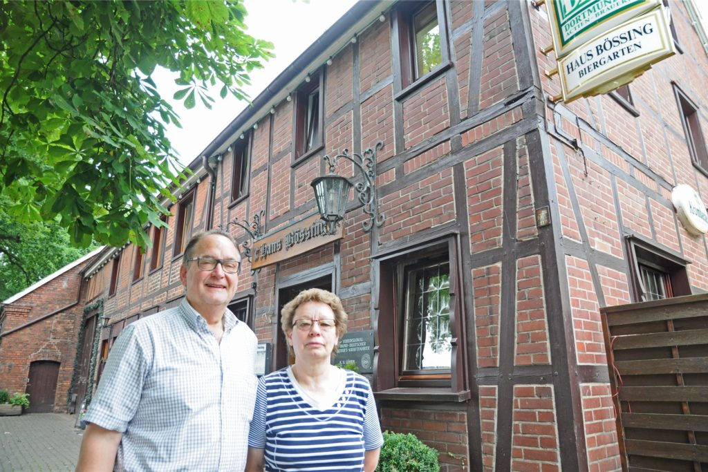 Kornelia und Heinrich Bössing schlossen die traditionsreiche Gaststätte zum 31. August 2019.
