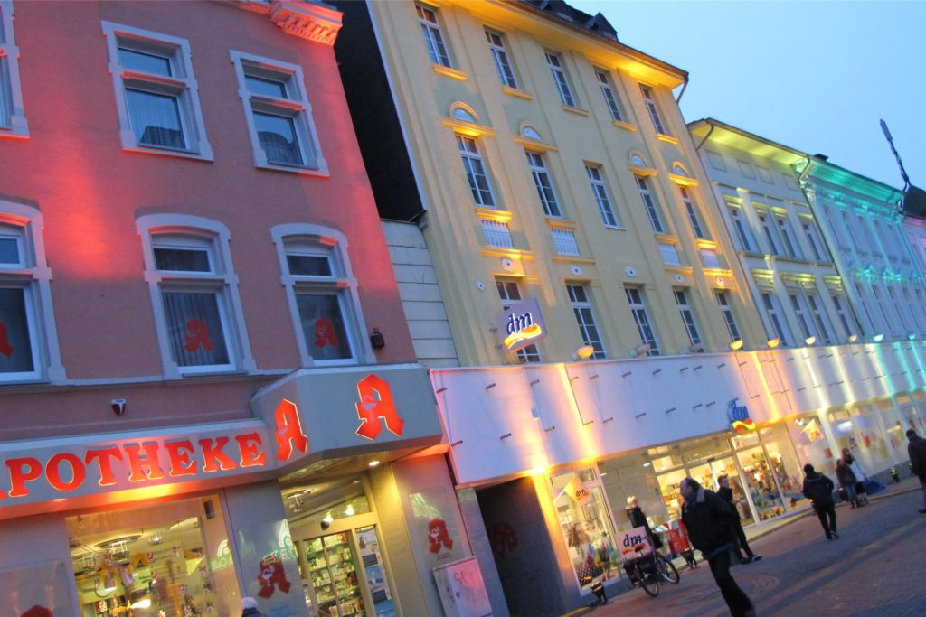 Ein attraktiver Einzelhandel bestimmt mit über die Zukunft der Stadtteilzentren.