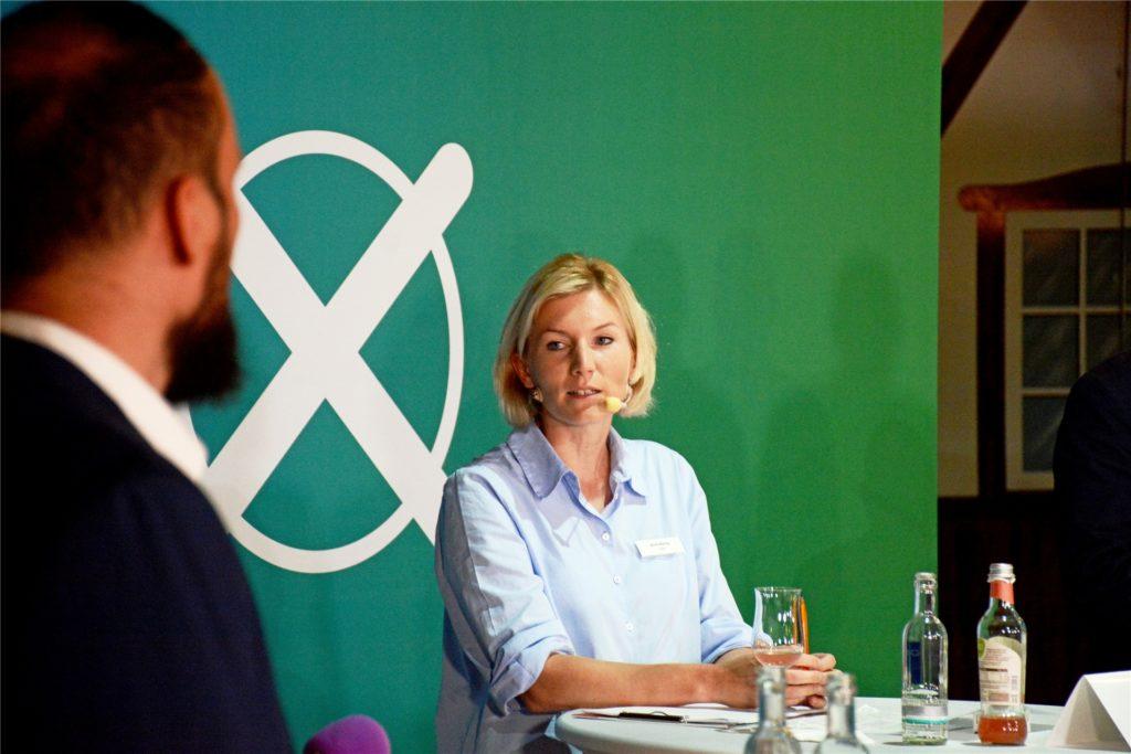 Anne König tritt für die CDU im Wahlkreis Borken II an.