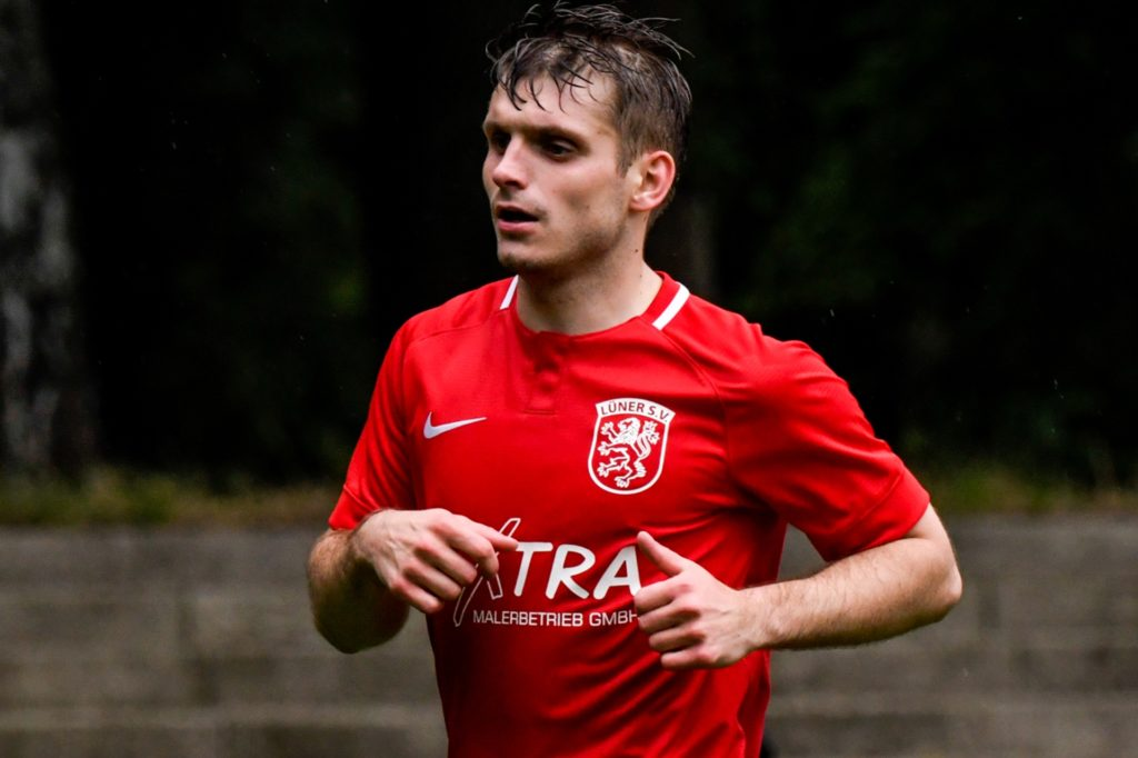 Ferdinand Franzrahe steht dem Lüner SV nach sechs Wochen wieder zur Verfügung.