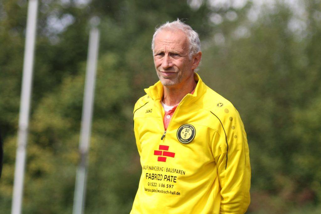 Reinhard Behlert beklagte eine zu harte Spielweise.