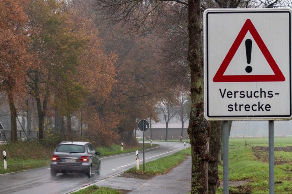 Seit 2008 ist ein Teil der Ochtruper Landstraße eine so genannte