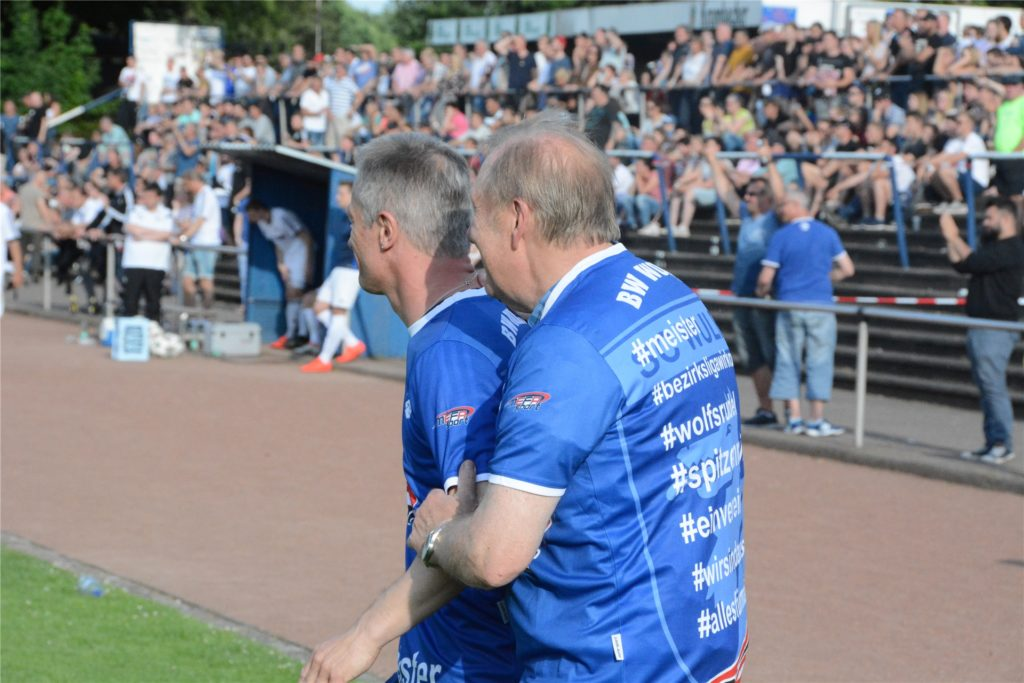 Detlef Albers und Berni Fasselt 2017