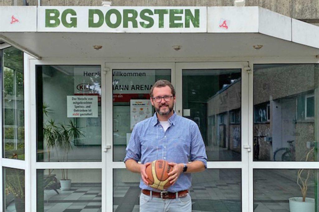 Dennis Cichowski, BG Dorsten